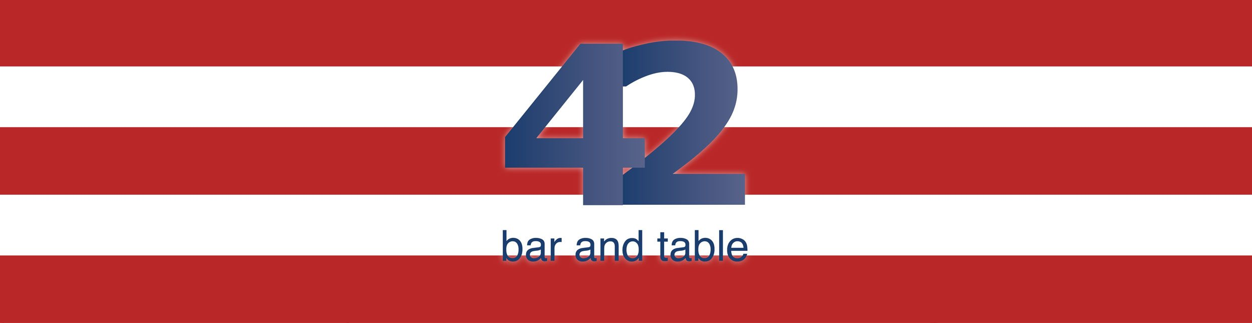 42 Bar and Table